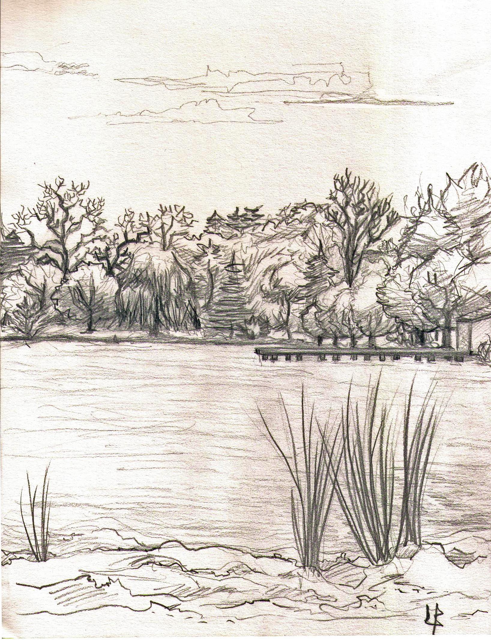 Lac de Samatan