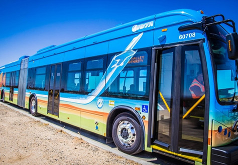 AVTA will be providing local transit service for free all day on April 25th, 2019.