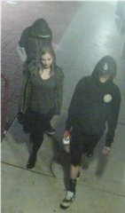 Lancaster Station Detectives are asking for the public's help in identifying the suspects in the pic