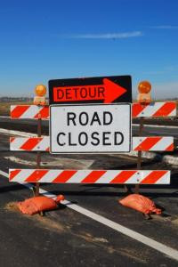 City of Lancaster Weekly Road Closures through February 6, 2016