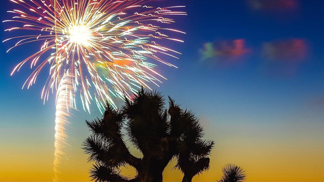 City of Lancaster/Palmdale Announced 4th July FireWorks Event.