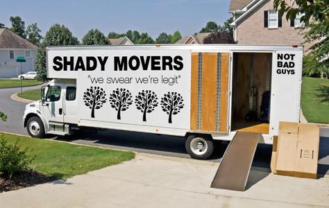 LASD Warns of Moving Season Scam.