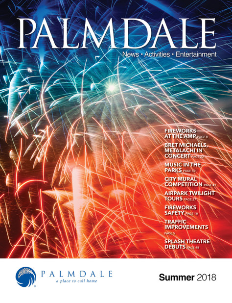 Summer Edition of Palmdale Magazine Now Available Online
