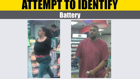 Lancaster Sheriff's Detectives need your help identifying and locating these two suspects.
