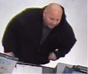 Lancaster Station Detectives are asking for the public's help in identifying the suspects, these two