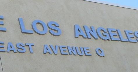 Lake Los Angeles School Mello Roos Brainstorming