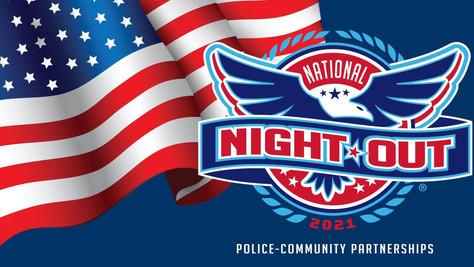 Palmdale's National Night Out At Domenic Massari Park
