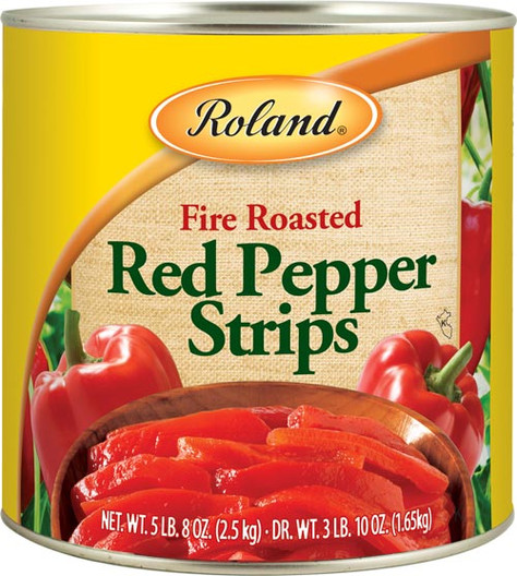 Roland Foods, LLC, Initiates A Voluntary Recall Of Roland® Fire Roasted Red Pepper Strips Due To The