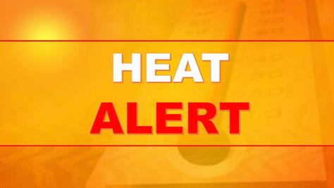 Heat Alert For The Antelope Valley