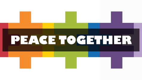 """Paint the Town"""" at City of Palmdale's """"Peace Together"""" Public Art Installation"""