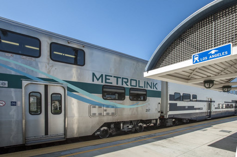 Metrolink Awarded $13.6M for Antelope Valley Line Railroad / Highway Safety Improvements