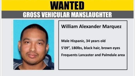 Help identify this Gross Vehicular Manslaughter suspect.