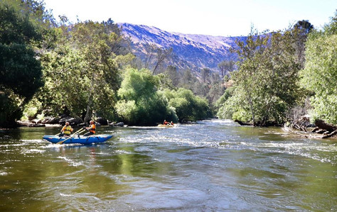 Body Found in Kern River
