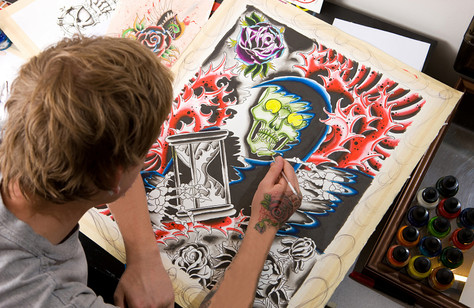 Learn to Draw at the Palmdale City Library
