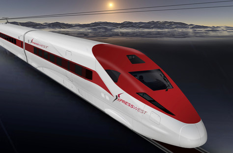 California Treasurer Board has Approved $300M in Bonds for Victorville to Las Vegas High-Speed Rail