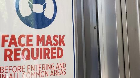 LA County Masking Indoors Begins Tonight At 11:59 PM