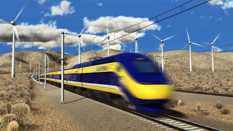 Public Invited to Final Palmdale High Speed Rail Station Area Plan Meeting