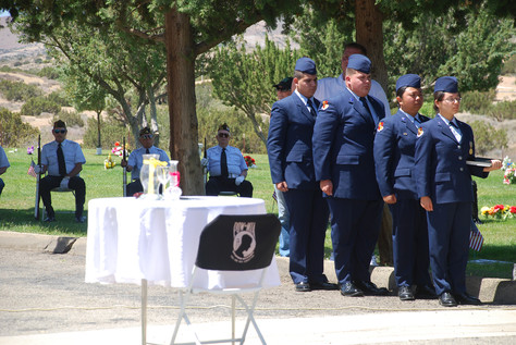 Palmdale to Host Annual Memorial Day Ceremony to Honor Fallen Soldiers