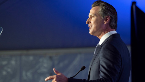 Gov. Newsom today previewed his $100 billion California Comeback Plan