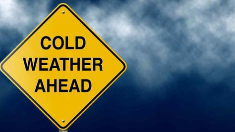 Cold Temperatures Expected In The Antelope Valley