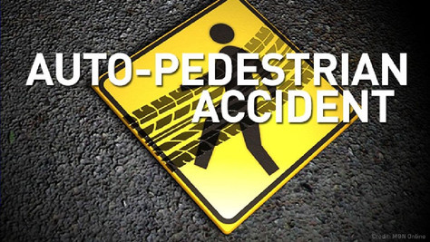 Auto Fatally Strikes Pedestrian in Palmdale