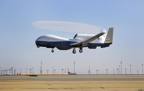 Northrop Grumman awarded $12,8M for MQ-4C Triton aircraft upgrade