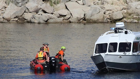 Search efforts continuefor a boater missing at Lake Isabella.