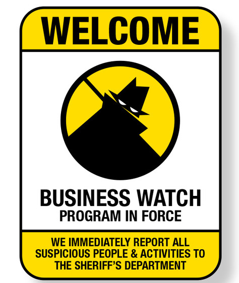 """Free """"Security and Safety for Small Businesses"""" Presentation Offered"""
