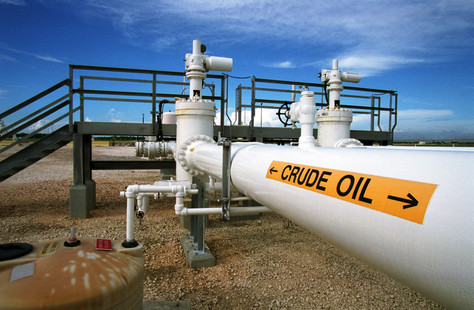 Oil extends short-covering frenzy to second day, hitting  $50 a barrel