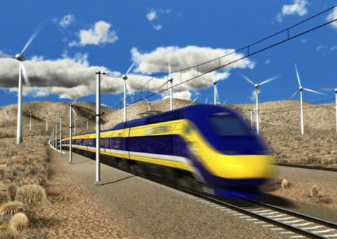 Public Invited to Participate in Community Meeting for Palmdale High Speed Rail Area Plan