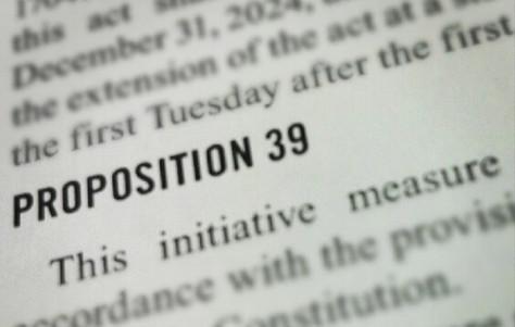 Prop 39 = California Clean Energy Jobs Act