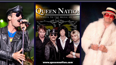 Dynamic Concert Duo,Queen Nation Brings Majestic Rock to the Palmdale Amphitheater on July 20,Joe