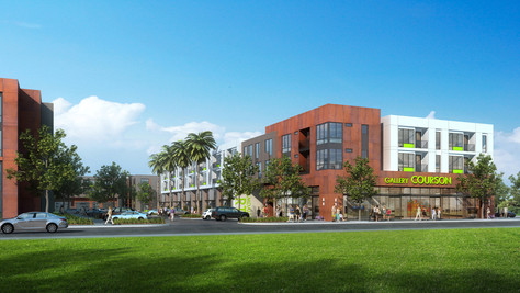 Applications Being Accepted for Courson Arts Colony East Affordable Housing