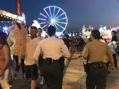 Sheriff's SafetyTipsForVisiting The 2019 AVFair