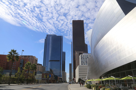 The Broad Art Museum is Destination for Next City of Palmdale Bus Excursion