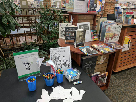 Rocket Into Reading at The Palmdale City Library in 2018