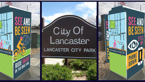 City of Lancaster Finds Innovative Solution to Bicycle Safety Education