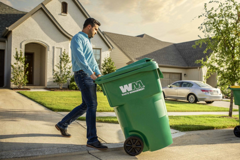 City of Lancaster and Waste Management Collaborate to Make Residential Trash Service More Efficient