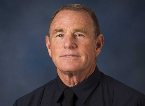 L.A. County Fire Captain Micheal Shepard Killed in Collision With Caltrans Truck on 14 Freeway in Sa