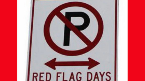 RED FLAG RESTRICTED PARKING PROGRAM