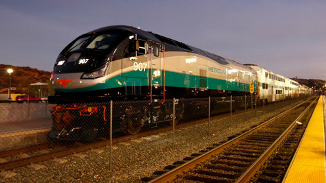 Antelope Valley Metrolink Line to receive $107 million in funding for much needed upgrades