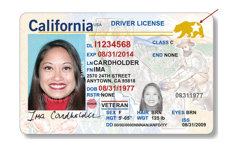 DMV to Offer REAL ID Driver License and ID Cards starting January 22nd, 2018