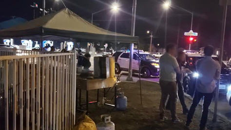 Santa Clarita Valley Sheriff's Station enforces the law on illegal food vendors.