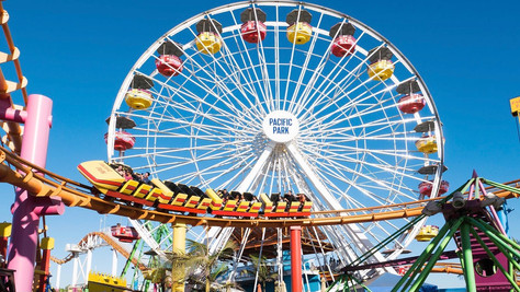 Barger Supports Bill to Reopen Theme Parks