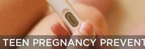 May is Teen Pregnancy Prevention Month