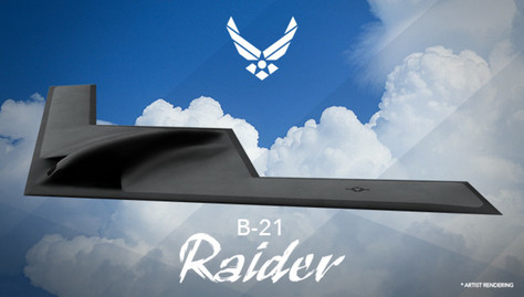 Edwards Air Force Base has been chosen by the Air Force to support B-21 Raider mission.