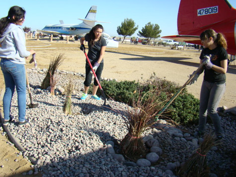 """The City of Palmdale has announced its """"Season of Service"""" events for 2018 Gets Underway"""