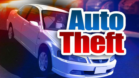 A20yearold Palmdale man was arrestedon felony vehicle theft charges.