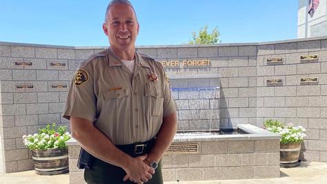 Lancaster Sheriff's Station Captain John J. Lecrivain!