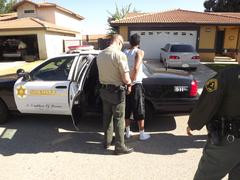Local Gang Operation Deemed Successful In The Antelope Valley